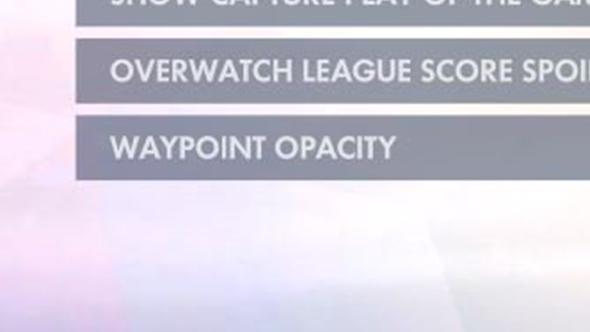 overwatch waypoint option