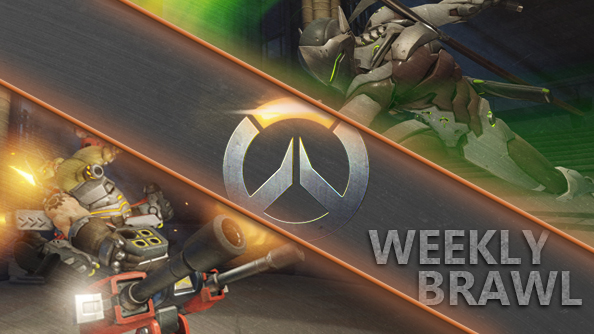 Overwatch Weekly Brawl 19/07/16: Ana Knows Best