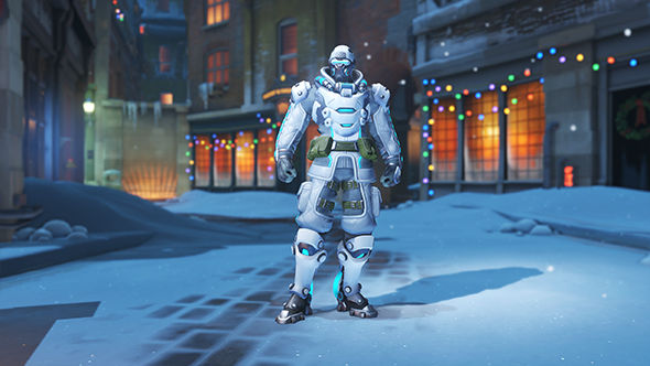 overwatch winter wonderland 2017 skins soldier 76 alpine