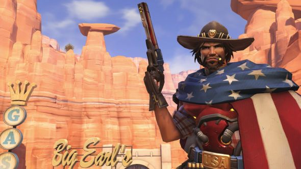 The USA is one of the finalists in the Overwatch World Cup