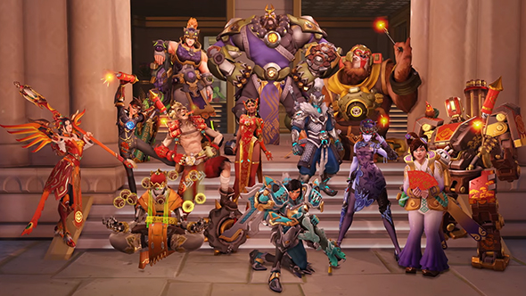 overwatch year of the dog legendary skins