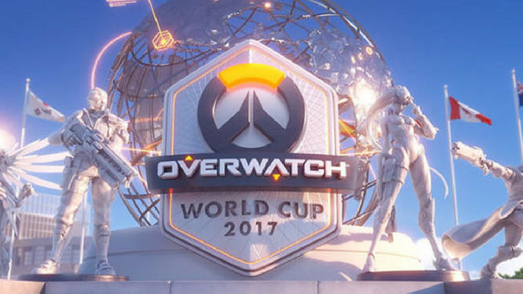 Here's where and when the Overwatch World Cup events will take place