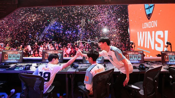 The Overwatch League Finals sell out a 20,000-seat arena