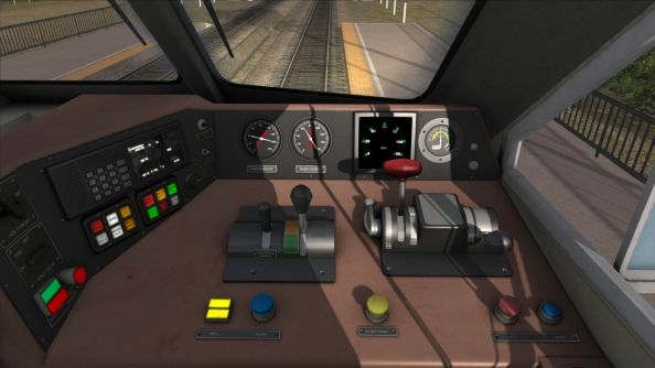 Train Simulator 2014's Pacific Surfliner expansion takes us from LA to San Diego