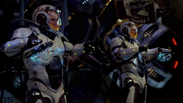 Pacific Rim: Jaeger Pilot let Comic-Con attendees battle kaiju with the Oculus Rift