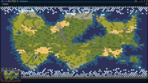 Pangaea map type