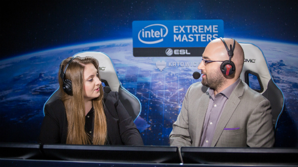 Lauren 'Pansy' Scott on diversity in eSports, Overwatch casting, and where CoD went wrong