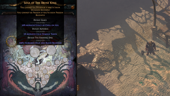 Path of exile pantheon system