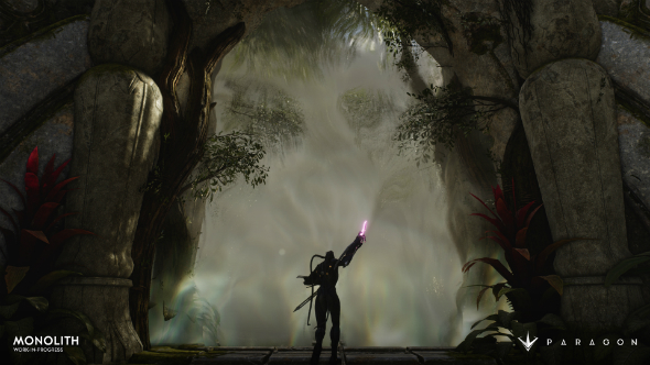 Paragon monolith fog