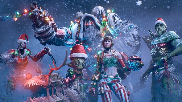 Free games: Win a Bronze Pack so you can thrive in Paragon's new Winterfest event!