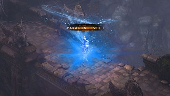 How long will it take you to reach Diablo 3's new Paragon level cap