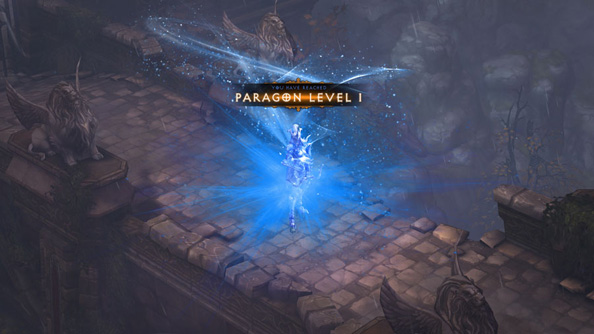 How long will it take you to reach Diablo 3's new Paragon level cap? Well...