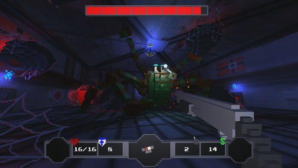 Paranautical Activity devs Code Avarice name Doom and Quake as their key influences.