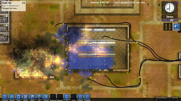 Prison Architect final Alpha build and video released, game reaches version 1 in October