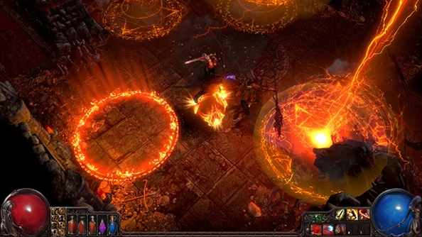 Path of Exile: Sacrifice of the Vaal trailer shows gore, gizzards, and loot
