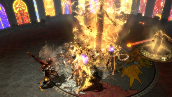 Fall of Oriath act 5 path of exile