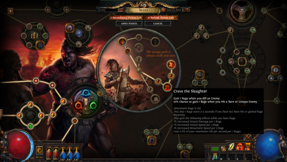 Everything that's new to Path of Exile in the Bestiary