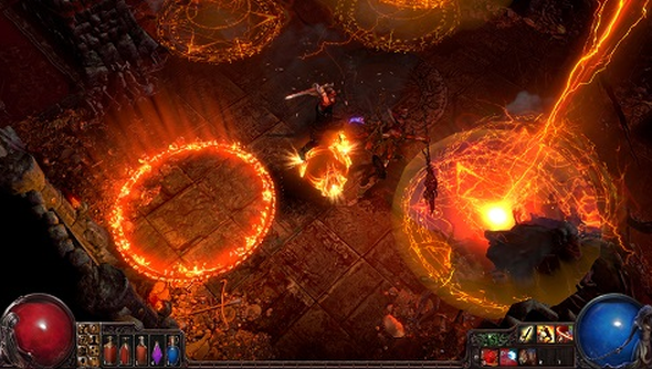 Path of Exile Grinding Gear Games