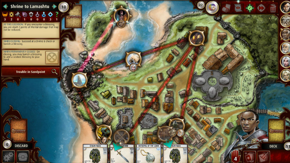 Pathfinder Adventures is available now | PCGamesN