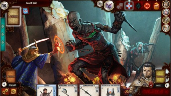 Obsidian are bringing the Pathfinder Adventure card game to