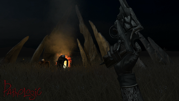 Pathologic: that gun is probably less valuable than a loaf of bread.