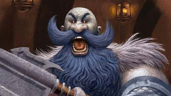 Hearthstone's infamous Grim Patron deck is being nerfed to death by Blizzard