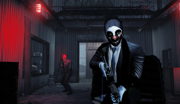 Payday 2 trailer suggests you'll need tactical nous as well as an overactive trigger finger