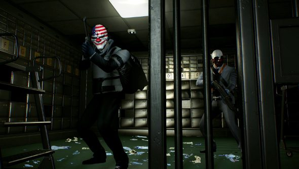 Payday 2 director leaves