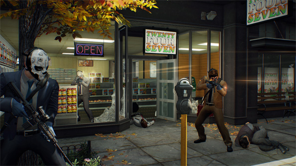 Payday 2: everything we know
