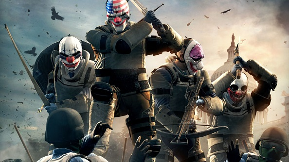 Payday 2 Chivalry