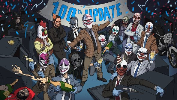 Payday 2 microtransactions gone