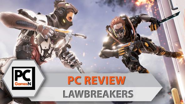 LawBreakers PC review