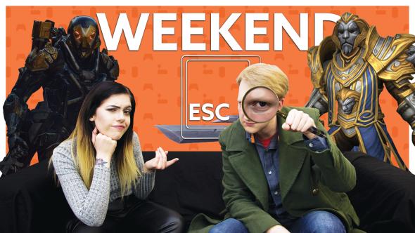 PC gaming Weekend Esc