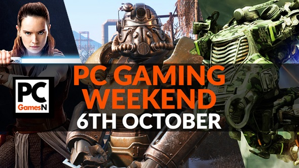 Your PC Gaming Weekend