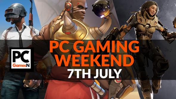 PC Gaming Weekend July 7