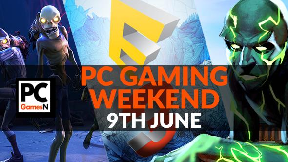 PC Gaming Weekend June 9