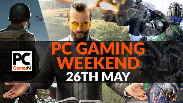 Your PC gaming weekend: win a game, first Far Cry 5 details, and more!