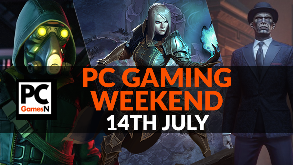 Your PC gaming weekend: win a Steam game, XCOM 2 DLC gameplay, Diablo III double XP, and more!