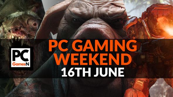 PC Gaming Weekend June 16