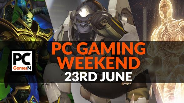 PC Gaming Weekend June 23