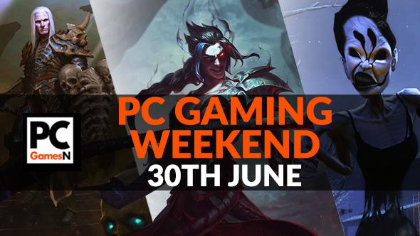 PC Gaming Weekend June 30