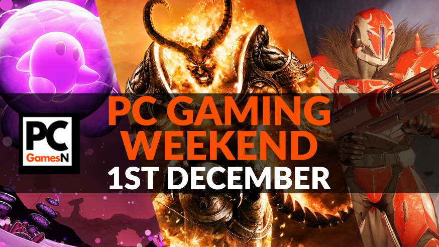 PC Gaming Weekend December 1