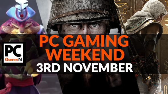 Your PC gaming weekend: win Telltale's Batman, beat COD: WWII, try Dota 2's new mode, and more!