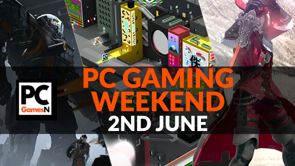 Your PC gaming weekend: win a musical RPG, big FFXIV changes, lots of PC tech news, and more!