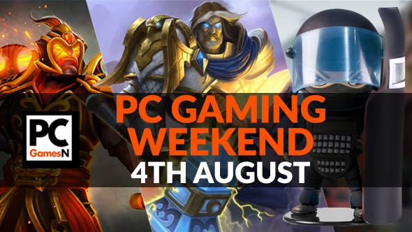 Your PC gaming weekend: win a new Steam game, listen to LoL metal, watch the biggest Dota 2 tournament, and more!