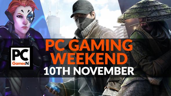 PC Gaming Weekend November 10