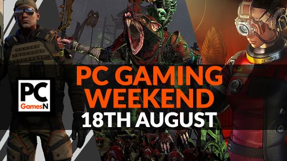 PC Gaming Weekend August 18