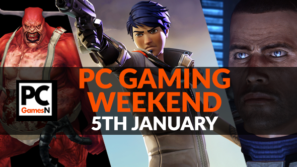 Your PC gaming weekend: be pink Darth Vader, celebrate Diablo's 21st birthday, try Fortnite's new mode, and more!