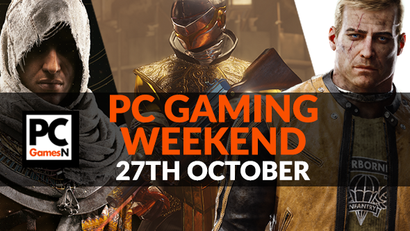 Your PC gaming weekend: win a new hand-drawn Steam game, beat Destiny 2, play Junkenstein's Revenge, and more!