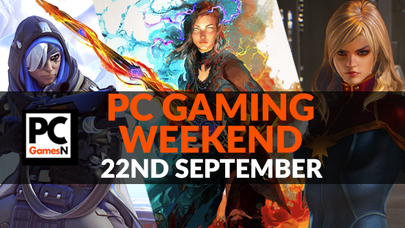 Your PC gaming weekend: win a classic adventure game, free Overwatch, Guild Wars 2 expansion, and more!